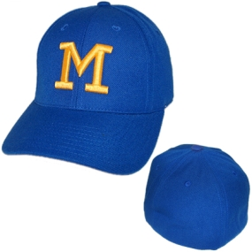 Milwaukee Brewers 1970-1977 Cooperstown Fitted Hat