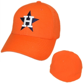 Houston Astros 1971 Cooperstown Fitted Hat
