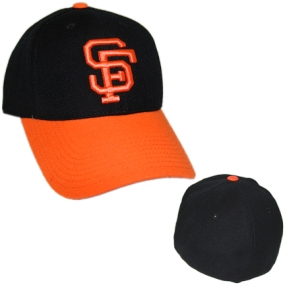 San Francisco Giants 1972-1982 Cooperstown Fitted Hat