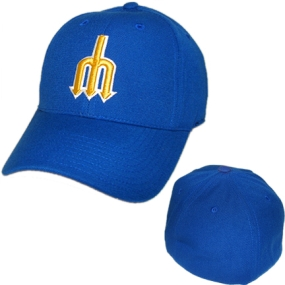 Seattle Mariners 1977 Cooperstown Fitted Hat