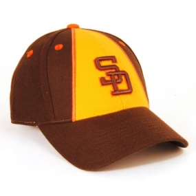 San Diego Padres 1984 Cooperstown Fitted Hat