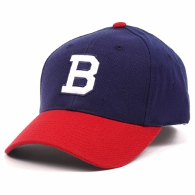 Boston Braves 1946-1952 Cooperstown Fitted Hat