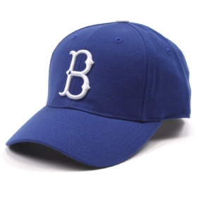Brooklyn Dodgers 1939-1957 Cooperstown Fitted Hat