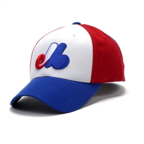 Montreal Expos 1983 Cooperstown Fitted Hat