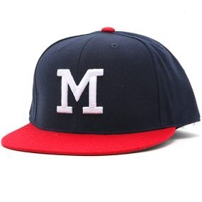 Milwaukee Braves 1953-1965 Cooperstown Fitted Hat