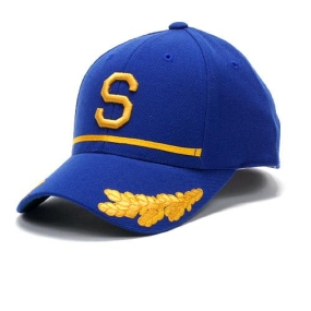 Seattle Pilots 1969 Cooperstown Fitted Hat