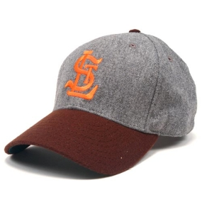 St. Louis Browns 1946-1949 Cooperstown Fitted Hat