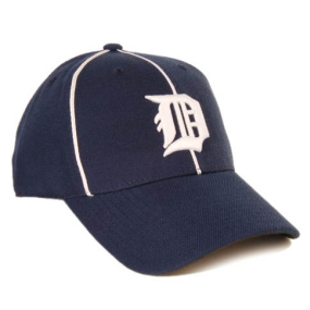Detroit Tigers 1908 Cooperstown Fitted Hat