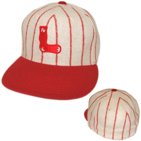Boston Red Sox 1931 Cooperstown Fitted Hat