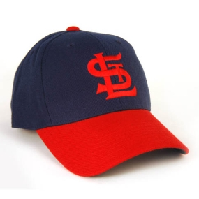 Saint Louis Cardinals 1943-1956 Cooperstown Fitted Hat