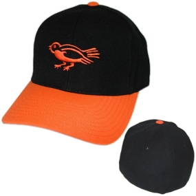 Baltimore Orioles 1958-1962 Cooperstown Fitted Hat