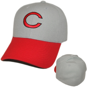 Cincinnati Reds 1961-1966 (Road) Cooperstown Fitted Hat