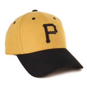 Pittsburgh Pirates 1970-1975 Cooperstown Fitted Hat