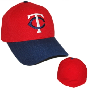 Minnesota Twins 1973-1986 Cooperstown Fitted Hat