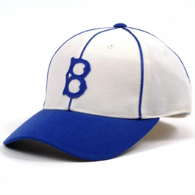 Brooklyn Dodgers 1938 Cooperstown Fitted Hat