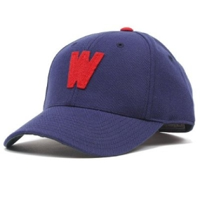 Washington Senators 1953-1960 Cooperstown Fitted Hat