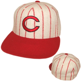 Cincinnati Reds 1961-1966 Cooperstown Fitted Hat