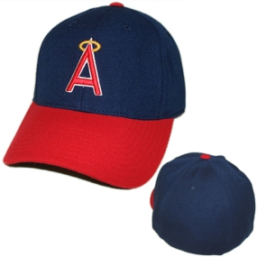 California Angels 1973 Cooperstown Fitted Hat