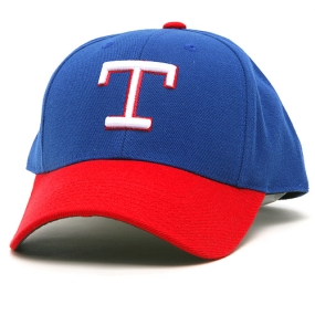 Texas Rangers 1975 Cooperstown Fitted Hat