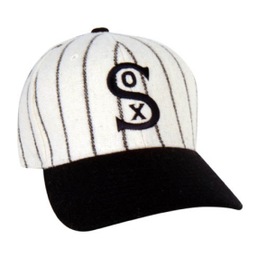 Chicago White Sox 1917 Cooperstown Fitted Hat