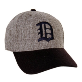 Detroit Tigers 1930 (Road) Cooperstown Fitted Hat