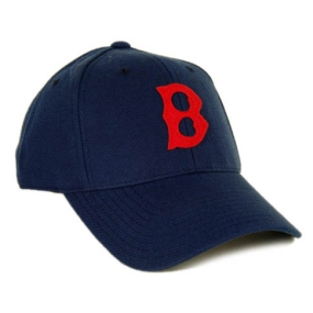Boston Red Sox 1939 Cooperstown Fitted Hat
