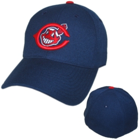 Cleveland Indians 1951-1957 Cooperstown Fitted Hat