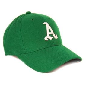 Oakland A's 1968 Cooperstown Fitted Hat