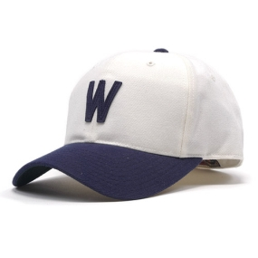 Washington Senators 1926 (Road) Cooperstown Fitted Hat