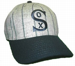Chicago White Sox 1917 (Road) Cooperstown Fitted Hat