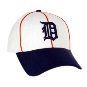 Detroit Tigers 1934 Cooperstown Fitted Hat