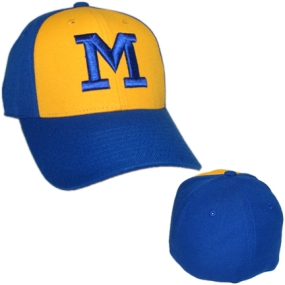 Milwaukee Brewers 1974 Cooperstown Fitted Hat