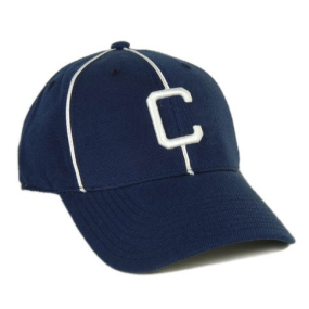 Cleveland Indians 1918 (Road) Cooperstown Fitted Hat