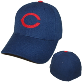Cincinnati Reds 1955 Cooperstown Fitted Hat
