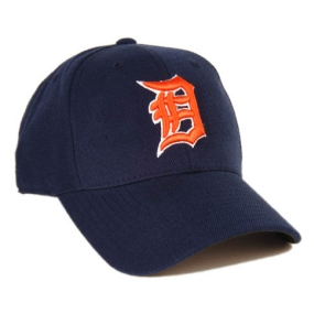 Detroit Tigers 1972-1982 (Road) Cooperstown Fitted Hat