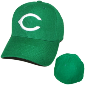 Cincinnati Reds 1978 St. Patty's Day Cooperstown Fitted Hat