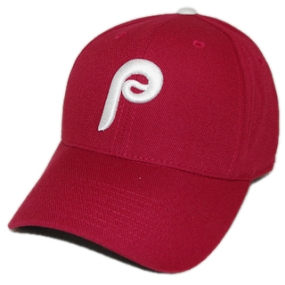 Philadelphia Phillies 1980 Cooperstown Fitted Hat