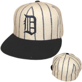 Detroit Tigers 1911 Cooperstown Fitted Hat