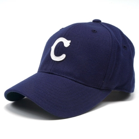 Cleveland Indians 1921-1936 (Road) Cooperstown Fitted Hat