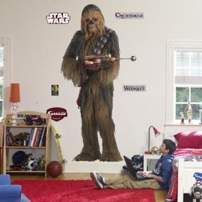 Chewbacca Fathead