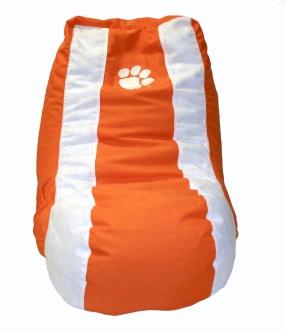 Clemson Tigers Bean Bag Lounger