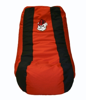 Georgia Bulldogs Bean Bag Lounger