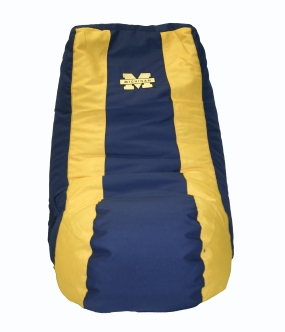 Michigan Wolverines Bean Bag Lounger