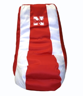 Nebraska Cornhuskers Bean Bag Lounger