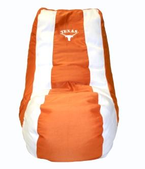 Texas Longhorns Bean Bag Lounger