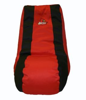 Louisville Cardinals Bean Bag Lounger
