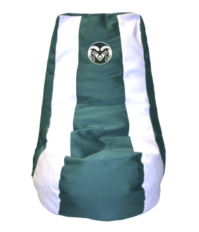 Colorado State Rams Bean Bag Lounger