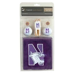 Northwestern Wildcats Golf Gift Set