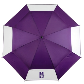 Northwestern Wildcats Golf Umbrella