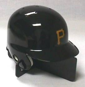 Pittsburgh Pirates Right Flap Mini Batting Helmet